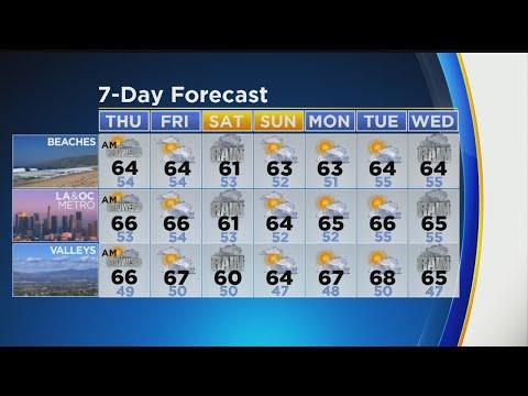 Garth Kemp's Weather Forecast (Feb. 27)