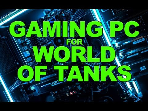 AF Chat: Gaming PC Hardware for World of Tanks & Livestreaming