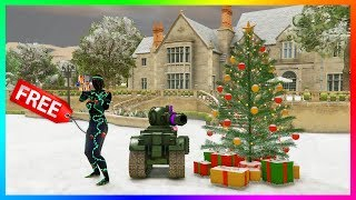 GTA 5 Online Festive Surprise 2019 DLC Update - CHRISTMAS EVE GIFTS! FREE Items & Much MORE! (GTA 5)