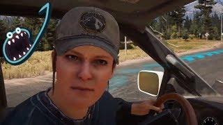 Jerma Streams - Far Cry 5 (Part 1) [with Etalyx]