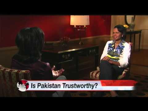 Condoleezza Rice on Pakistan, bin Laden (2011)