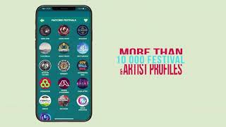 ✅ Concert App, Festival Finder App Explainer Video - Theanis Theanis
