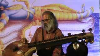 A  Ananthapadmanabhan Veena (Top Grade artiste)- Amruthavarshini ragam (edited video)