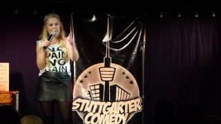 Christiane Olivier 38. Stuttgarter Comedy Clash