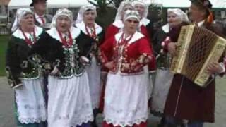 Piosenkę 'Wlazł se do stodoły' śpiewa Kapela 'Sami Swoi' z Żabinka