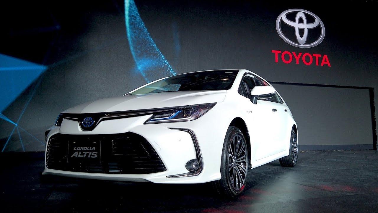 Toyota Corolla Altis Hybrid Launch