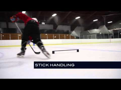 10 year old AAA Hockey Player Tommy Jacques 4D Hockey Training