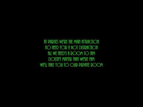 Lovetime & Flower - Double Team LYRICS VIDEO