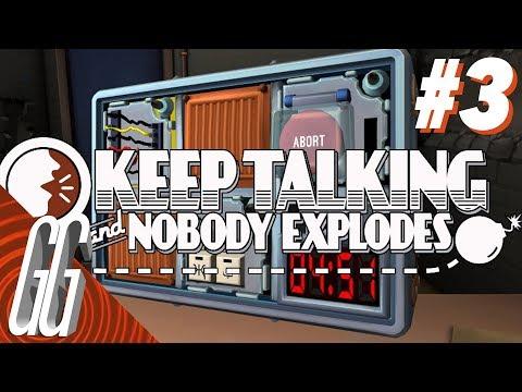 Keep Talking & Nobody Explodes - Episode 3 (VR MODE)
