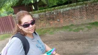 Short Walk in Colonial Williamsburg