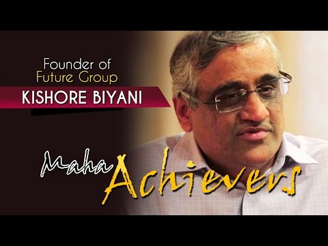 biography of kishore biyani