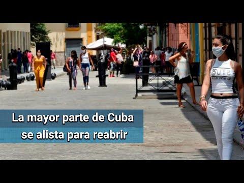 Cuba registra una semana sin muertes por Covid-19