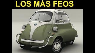 LOS 10 AUTOS MÁS FEOS DE LA HISTORIA