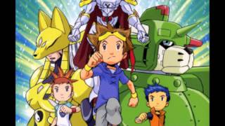 Digimon Tamers: One Vision (Gallantmon matrix evolution version)