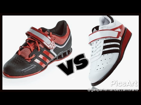 Con fecha de Hecho un desastre ala  ADIDAS POWER PERFECT 2 VS ADIPOWER | COMPARATIVA ZAPATILLAS HALTEROFILIA -  YouTube
