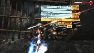 Metal Gear Rising: Revengeance Gameplay PC/HD 7750 (Comentariu In Romana)