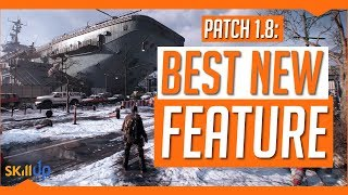 The Division   Patch 1.8's Best New Feature Reduces The Grind (Optimisation)