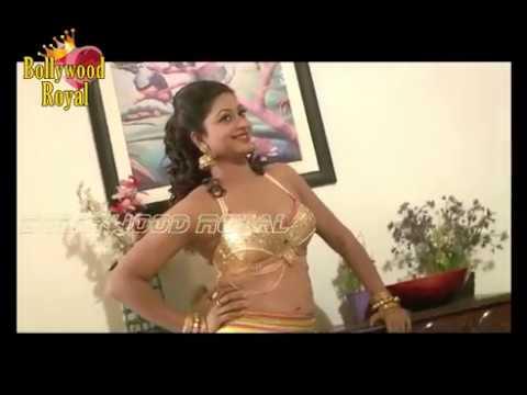 Hot Iteam Song Shoot Of Glory & Raj Chauhan For Bhojpuri Film 'Raj Shanshah' Part  3