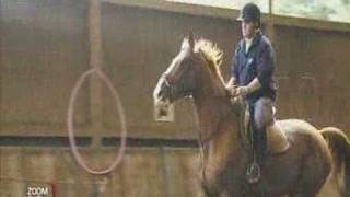 Handicap : L'équitation en guise de thérapie