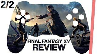 Final Fantasy XV im Review | Teil 2: Von Echtzeitaction, Bromance & Zeitreisehunden