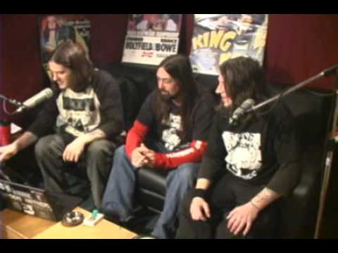 Phil Anselmo, Jimmy Bower & Mike IX Williams on Housecore Radio PART 1 of 2