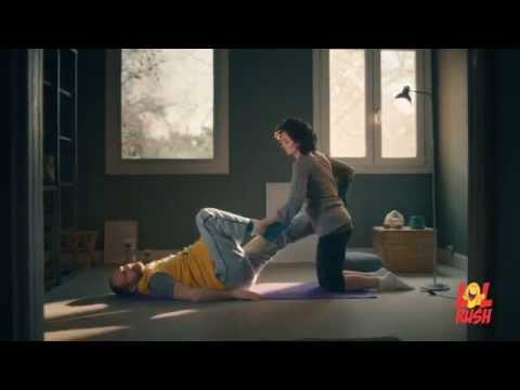 Expecting Fiber One TV commercialadvertisement  Funny one