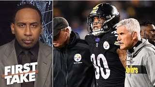 James Conner's injury is very concerning to Stephen A. | First Take