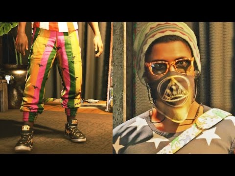 Watch Dogs  Shuffler Outfit Ability