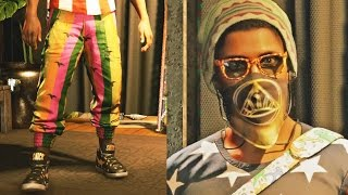 Clothes Shopping in Watch Dogs 2