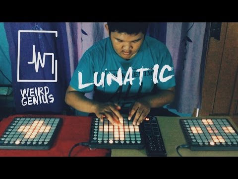 Weird Genius - Lunatic X Zomboy [Launchpad COVER] by MOVTHMUSIC