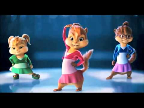 Alicia Keys - Girl On Fire ( Chipettes Version )