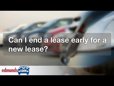 Ending a Car Lease Early for a New Lease | Car Leasing