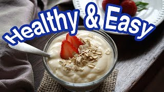 Weight Loss for Kids With Healthy Lunch & Easy Afterschool Snacks