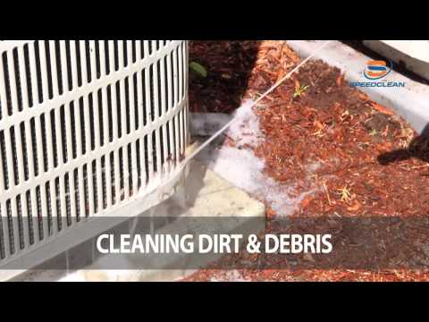 SpeedClean CoilJet Portable HVAC/R Coil Cleaning System - How to Clean A/C Condenser Coils