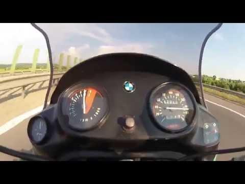 BMW F650 top speed