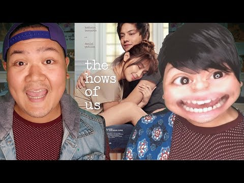 THE HOWS OF US  MOVIE REVIEW  JEPPY PARAISO & TITA CHE