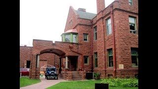 The Ringling Mansion     Baraboo Wisconsin