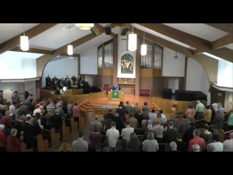 11/15/15 Worship Service First Presbyterian Church Springdale, AR