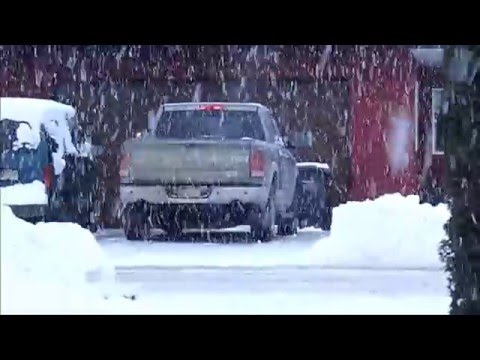 Craziest Lake Effect Snow Storms of 2015/2016 Winter Season so far!
