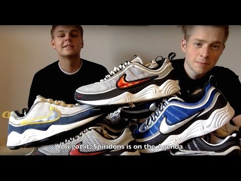 acheter pas cher db4a3 27312 Nike Air Zoom Spiridon Review (97's, 05's & samples)
