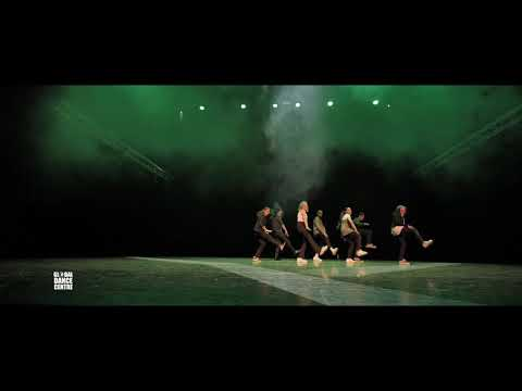 Robin Hack adults (hiphop) - GDC Amsterdam - Nieuwjaarsshow