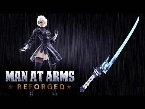 Virtuous Treaty - NieR: Automata - MAN AT ARMS: REFORGED