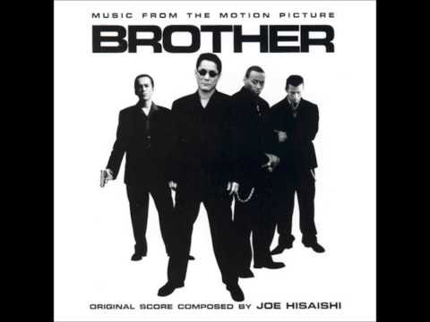 I Love You.. Aniki  Joe Hisaishi Brother Soundtrack