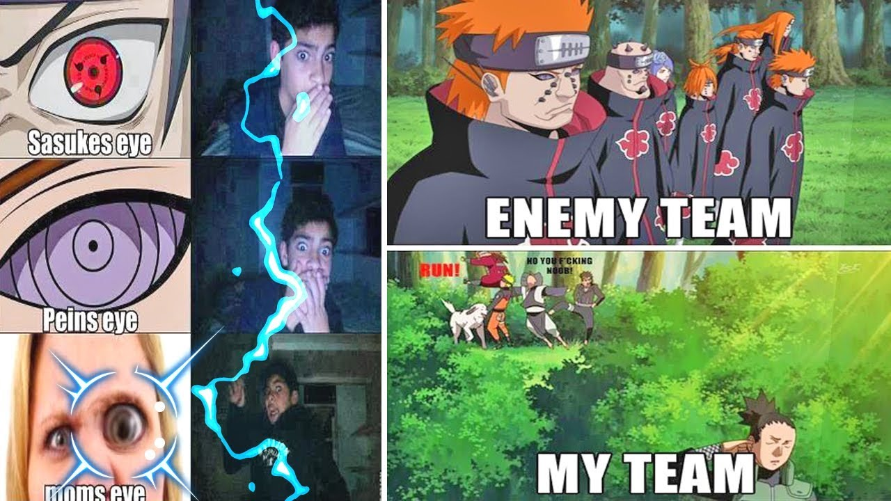 Naruto Memes Only Real Fans Will Understand😁😁😁||#18 - YouTube  |Anime Memes Naruto