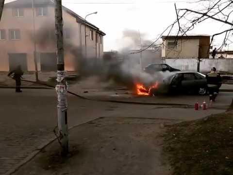 Автошоу в Калининграде. - YouTube