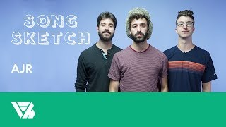 AJR Burns The House Down | Song Sketch