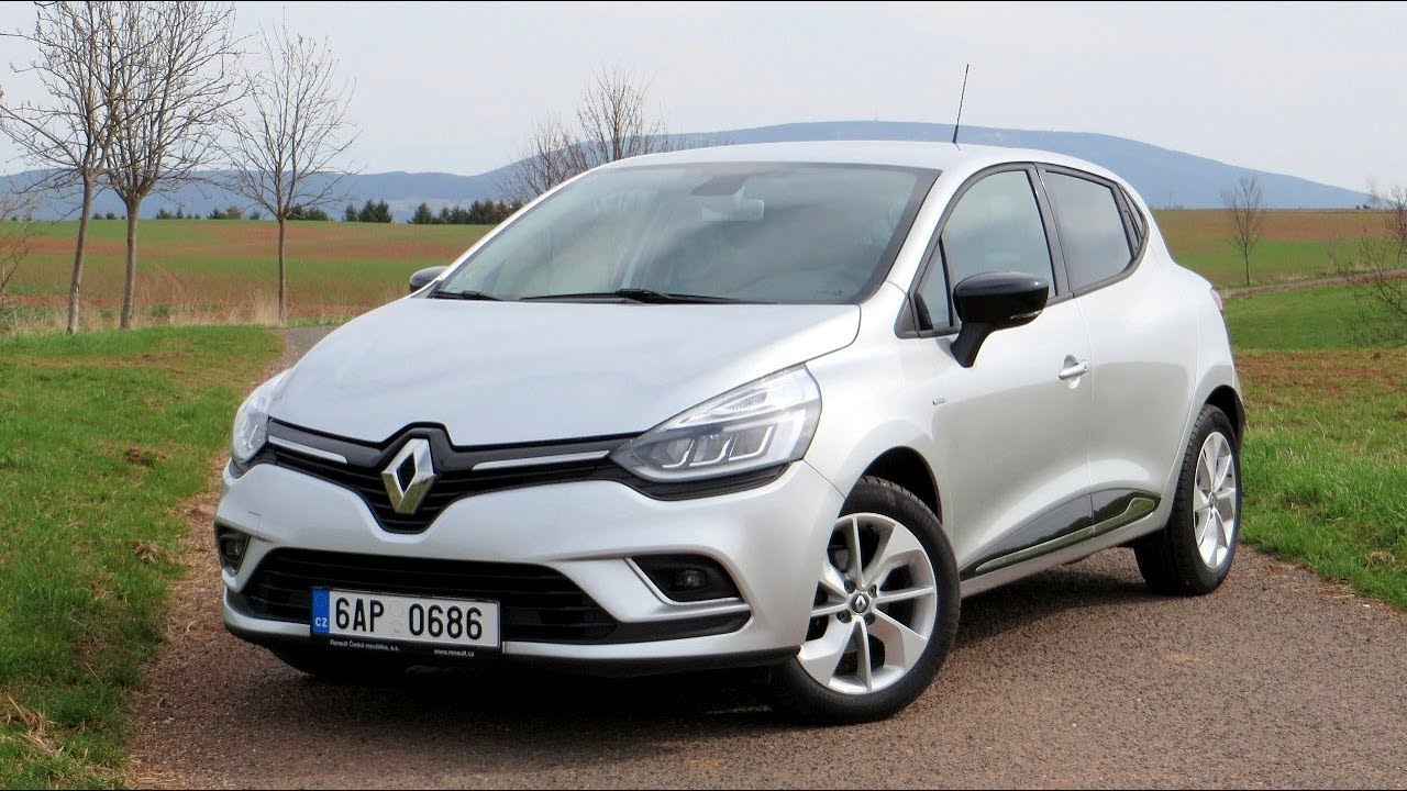 Renault Clio Limited >> New 2018 Renault Clio Limited Edition Walkaround