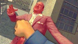 DETECTIVE BYZE - LA Noire VR Case Files