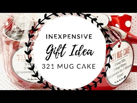 INEXPENSIVE GIFT IDEAS | MUG CAKE TUTORIAL | PACKAGED GOODIES | $5 | EP #5