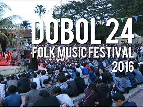 #DOBOL 24 - Folk Music Festival 2016